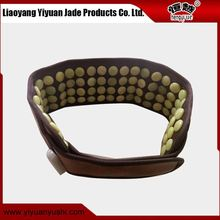 The newest design massage therapy jade belt mat