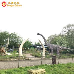 Best selling theme park jurassic dinosaur world animatronic robotic dinosaur