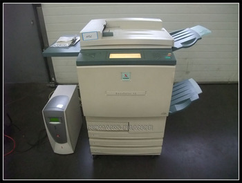 New Driver: Xerox DocuColor 12 client