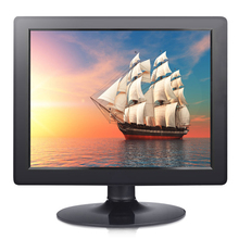 Cheap wholesale 15 inch TFT-LCD computer monitor with DC 12V Input