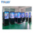 49 inch LCD Commercial Advertising Stand Digital Signage Totem Kiosk