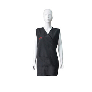professional smock with nail worker uniform for men