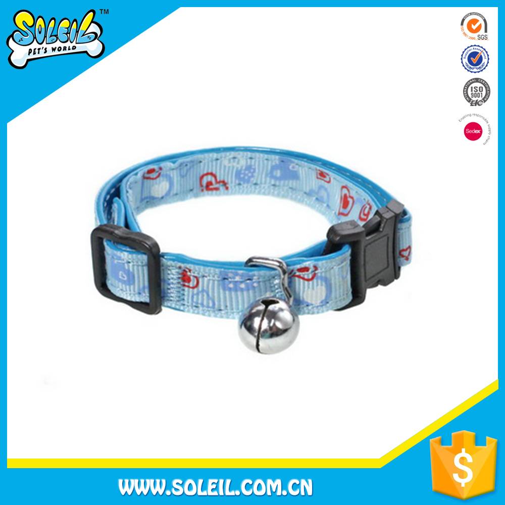 Durable Nylon Easy Pet Training Collar Alibaba Express For Cat