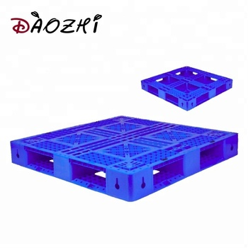 high quality durable recycled plastic pallets for 1 ton goods shipping