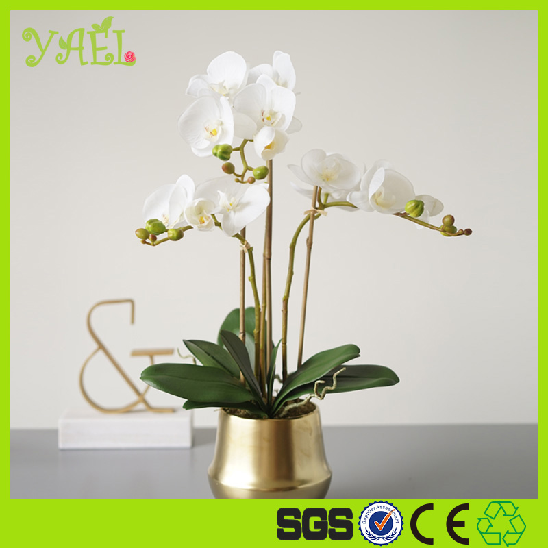 Hot-selling and High quality orchid artificial orchid artificial plastic orchids