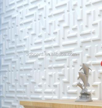 China Alibaba Supplier Padded Plastic Wall Panels For Walls