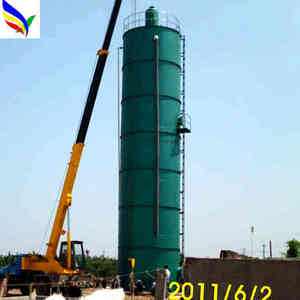 EGSB anaerobic sewage treatment anaerobic reactor