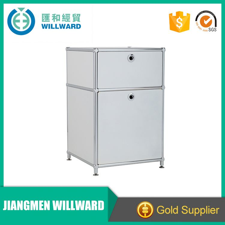 Metal office furniture industrial steel storage single door TRANSCUBE modular filing cabinet for sale