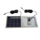 Quality Poly 2.8W 5V 6V Solar Panel with Cable and DC Connector for Outdoor Light