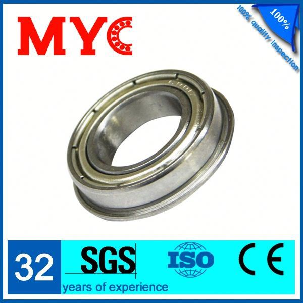 High speed vertical shaft bearing