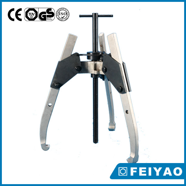 Automate center mechanical 7-30ton hydraulic fan bearing puller