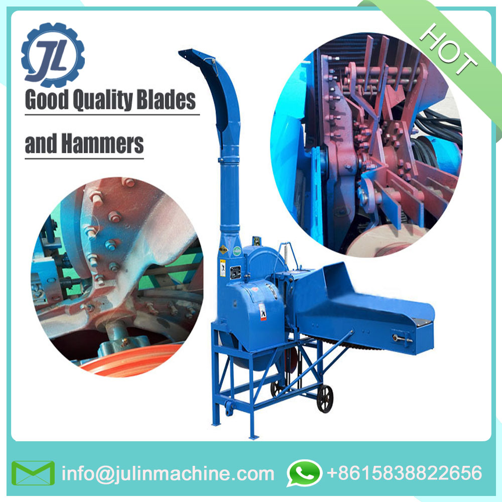 China best 9Z-4C small straw hay chopper for sale