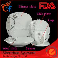 Portuguese porcelain dinnerwarewholesale turkish home goods ceramic dinnerware sets  sc 1 st  Alibaba & Shenzhen Sysiware Technology Co. Ltd. - Porcelain Dinnerware ...