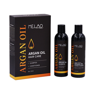 new arrival private label moroccan argan oil shampoo conditioner set plus botanical extracts and oils factory