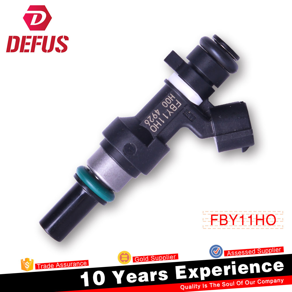 car accessories Fuel Injector nozzle for Micra K13 1.2 12V Japanese car FBY11H0 16600-1HC0A
