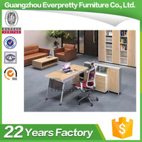 Office MDF Desk and Chair Customize Office Desk and Chair Set