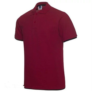 custom made embroidery men polo t-shirt promotional t shirt polo