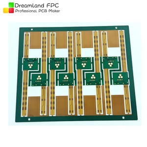 Factory Promotion Price Volume Produce Customized Rigid-Flex Custom Flexible Boards Circuit Board Rigid Flex Pcb Assembled