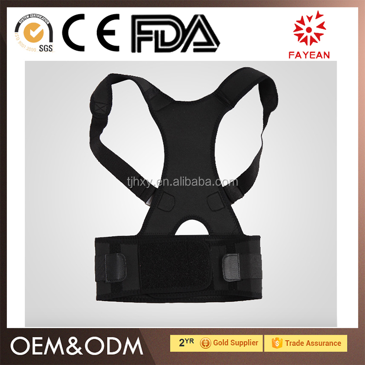 Competitive Price comfortable back support belt for students