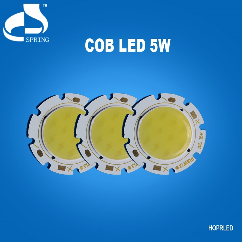 Factory price cob led module chips 5w 4448 v