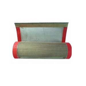 Factory Direct Selling Non-Toxic Smooth Surface Plastic Wire Mesh Teflon Dryer Conveyor Belt