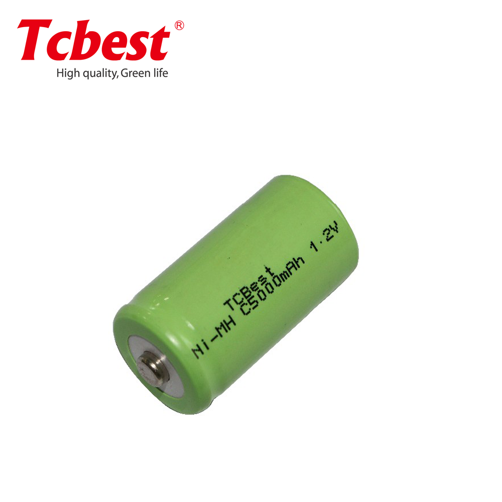 Ni-MH rechargeable battery - Size D,C,AA,AAA,9V