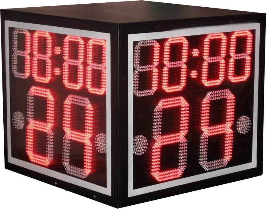 "Electronics 4 sides 24 seconds shot clock 24""S shot timer for basketball"