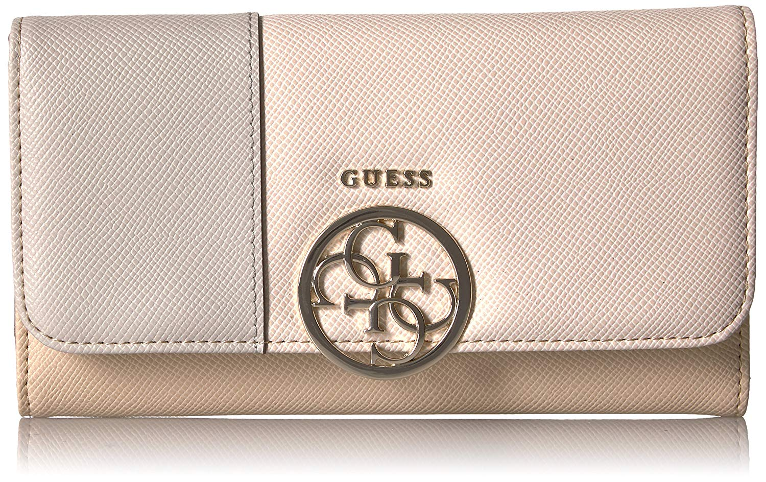 783fdd50bd Get Quotations · GUESS Women s Kamryn Multi Clutch