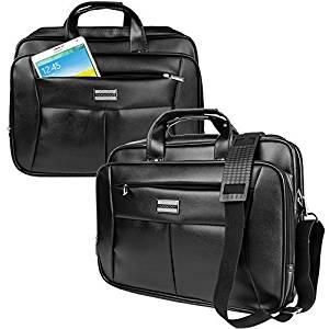 "Vangoddy Barrow Laptop Bag Briefcase for HP 15t Touch/ Envy 15t/ Pavilion 15/ EliteBook 840 G2 14""/ 850 G2 15.6""/ 755 G3 15.6""/ ProBook 645 G1 14""/ 255 G4 15.6""/ 250 G4 15.6"" Notebooks"