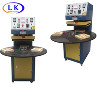 Hot Heat Sealing Machinery for Blister Packaging