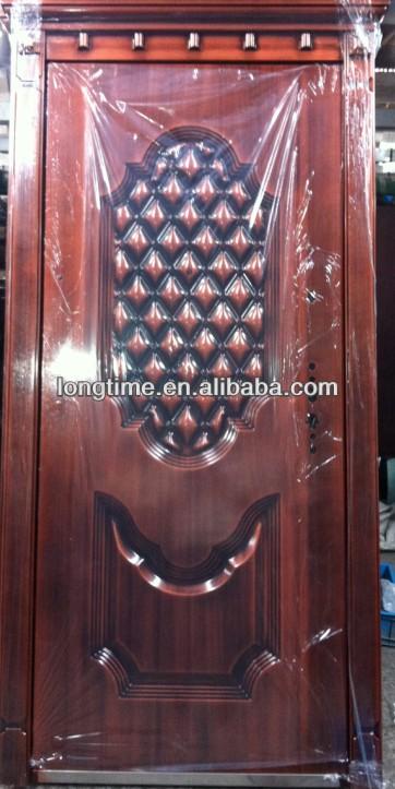 Copper Color Popular Steel Door (lt-675)