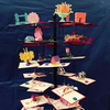 Paper craft birthday &greetings &wedding cards