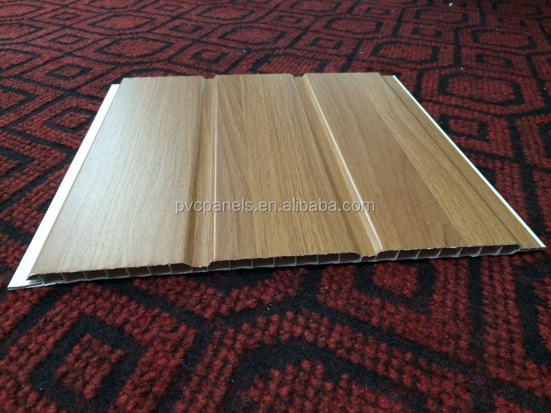 nouveaux produits chambre laminage papiers peints muraux pvc panneau vague carreaux de plafond pvc faux plafond - Faux Plafond Pvc Chambre