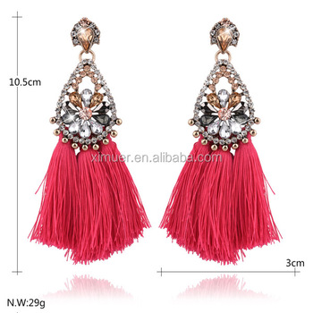 Whole New Designs Gold Jhumka Earring Fashion