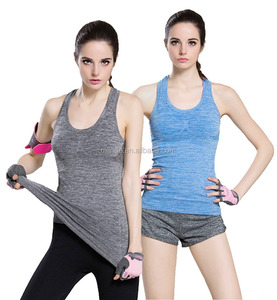 Women's Tank Custom Stringer Tank Top Wholesale Women Gym Vests Tank Top Sportswear