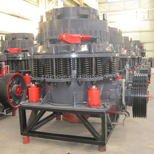 always hot sold abroad combined type cone crusher for ore stone crushing