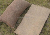 Large Hessian Sand Bags Sacks x 100, Flood Defence Jute bags in stock