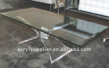 Butterfly Cocktail Acrylic Dining Table Base