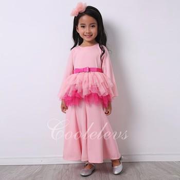 Online Kinder Lange Kleider Designs Baby Mädchen Baumwolle Taufe ...