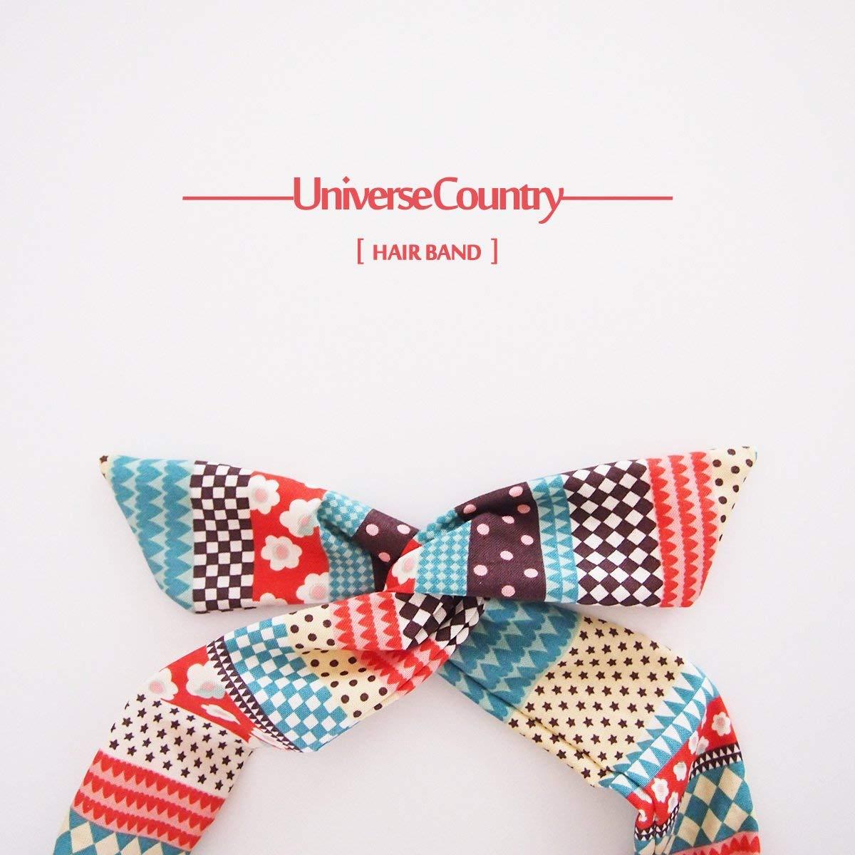 usongs Spot custom sold out does not help little flower hair band Patchwork - original design handmade