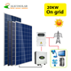Factory price on grid 10 kw 20kw solar panel system solar power system complete 20000w