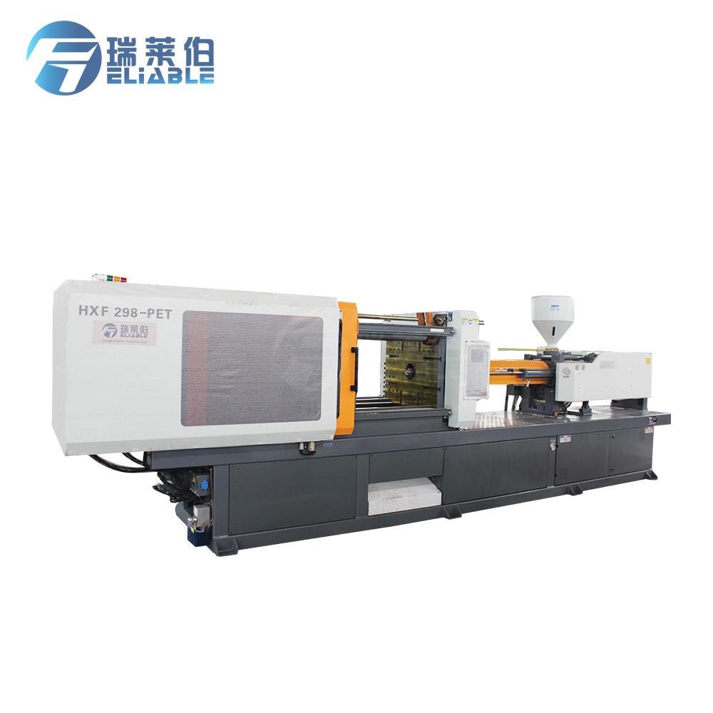 plastic mould machine
