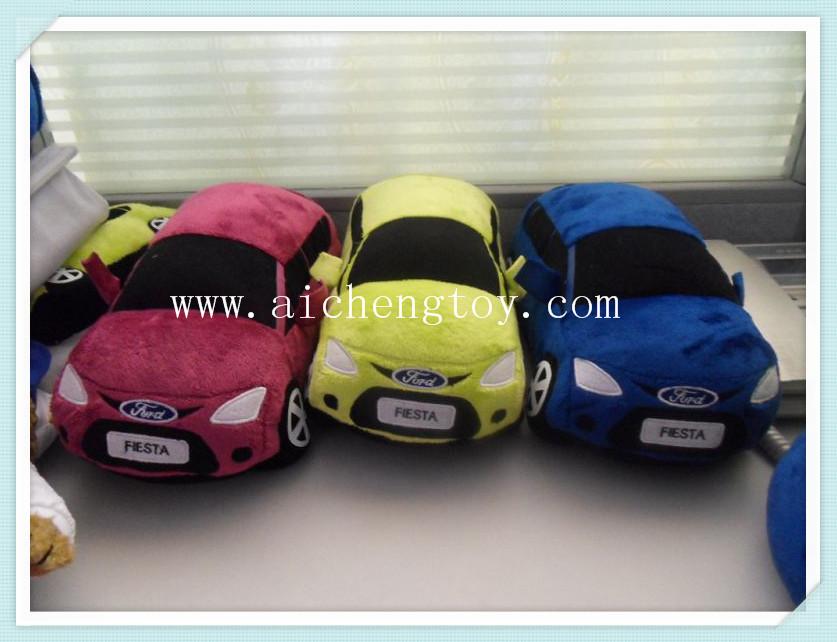 Oem Schöne Plüsch Auto Spielzeug Kann Eigene Logos Buy