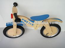 2015 newest wooden bicycle toys for children