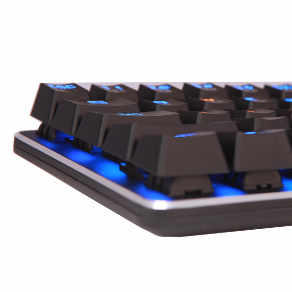 Ergonomic Stepwise Best USB Mechanical backlit gaming 68keys mini Keyboard GMK-068-L