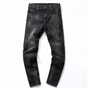 GZY springy and skinny for wholesale price straight cool jeans in dubai men stock lot top 10 brand
