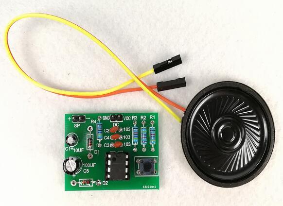 Ne555 Music Electronics Mini Project Circuits Soldering Projects ...