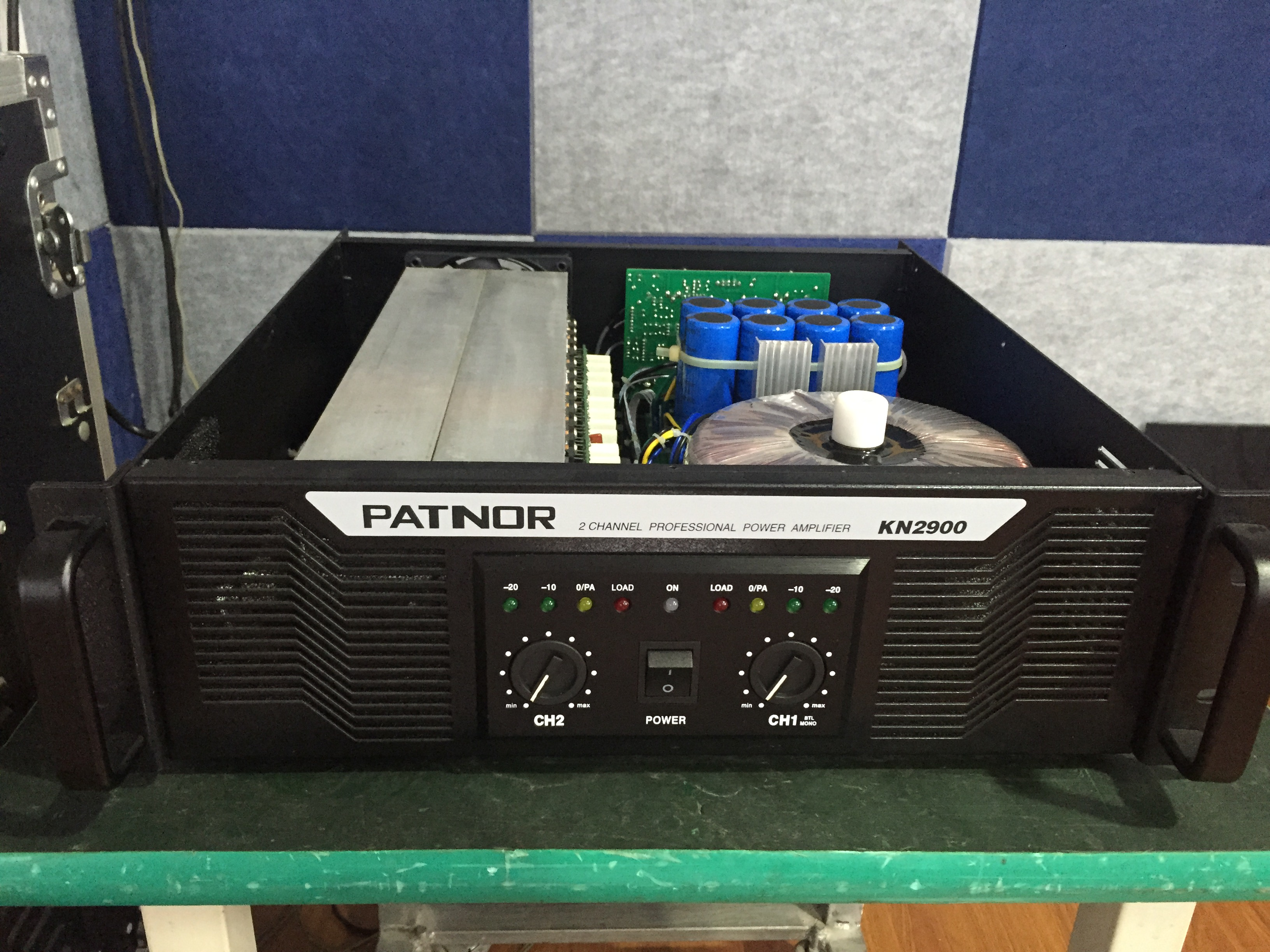 China Power Audio Amplifier, China Power Audio Amplifier
