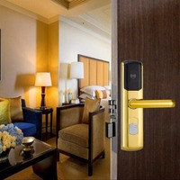 electronics hotel door lock system at favorable price RX1098E-J