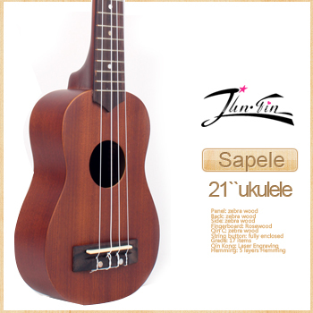 21 inches mahogany ukulele guitar 4 strings small guitar children 39 s and friends gifts cheap. Black Bedroom Furniture Sets. Home Design Ideas